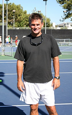 Chuck Brymer, Director of Woodbridge Tennis Club