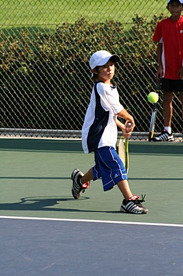 Maxwell Cancilla - Woodbridge Tennis Club Junior Program