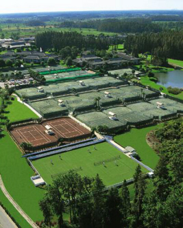 Tennis Camps at Saddlebrook Resort