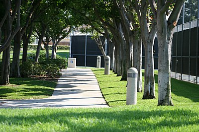 Woodbridge Tennis Club, Irvine, Orange County
