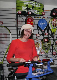 Woodbridge Tennis Club Pro Shop